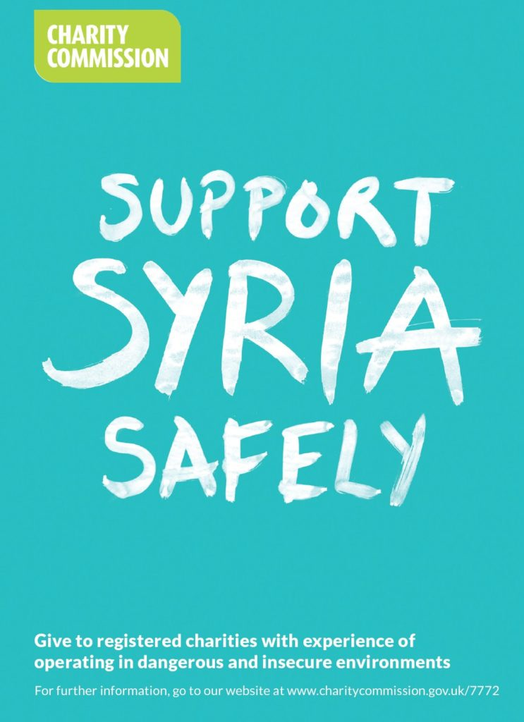 Support Syria Safely